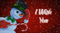 Merry Christmas! Happy New Year! Good Wishes! Video Preview