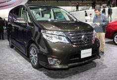 New Nissan Serena 2014 New Nissan, Cars, Autos, Car, Automobile, Trucks
