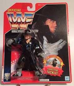 Wwf Hasbro, Modern Toys, Wrestling Superstars, Beautiful Series, Hulk Hogan, Undertaker, Old Toys, Vintage Toys, Action Figures