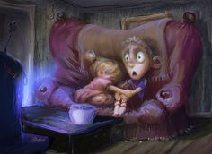 Scary Movie by ~MarcoBucci on deviantART