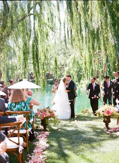 Photography: Meg Smith Photography - megsmith.comRead More: http://stylemepretty.com/2013/10/02/california-coral-wedding-from-meg-smith-photography/