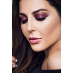Μωβ σκούρο μακιγιάζ στα μάτια με απαλά χείλη! Για κρατήσεις ραντεβού στο σπίτι σας στο τηλέφωνο  21 5505 0707! . . . #γυναικα #myhomebeaute  #ομορφιά #καλλυντικά #καλλυντικα #μακιγιαζ #κραγιόν #κραγιον #makeup #μωβ #ομορφια #μακιγιάζ #χρωμα #χρώμα #μωβ #παρασκευή #παρασκευη