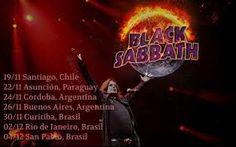 OZZY OSBLOG: BLACK SABBATH - São Paulo - Brasil