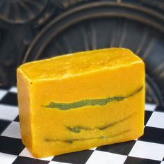 From Soup to Soap: Pumpkin, Anise, Ginger and Cardamom Cold Process Soap Recipe.