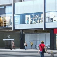 88c8a594 MUJI Announces Downtown Toronto Mega-Flagship [Rendering] The minimalist  Japanese retailer has revealed