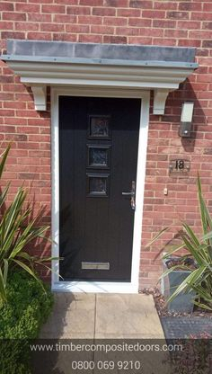 Simple, Sophisticated and O So Stylish! Design, price and order your perfect door online instantly! Timber Composite Doors are the UKs Solidor Supplier and installer! All Doors come with Finance available Contemporary Front Doors, Modern Contemporary, Doors Online, Composite Door, Duck Egg Blue, Door Design, Naples, Home Improvement, Finance