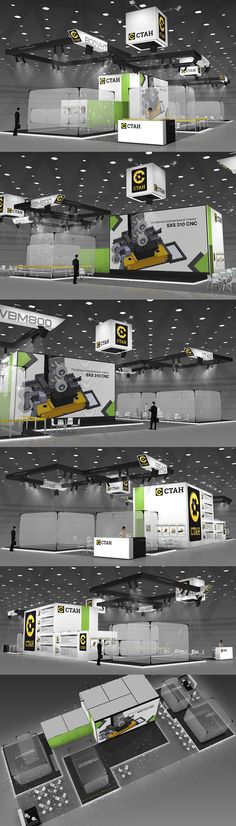 Stan exhibition stand