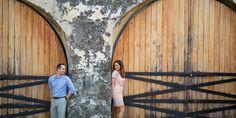 Love Story Súper Cute en el Castillo San Cristóbal de Viejo San Juan