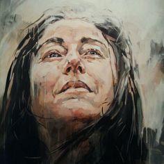 Grace Kotze South African Artists, Photorealism, Paintings I Love, Female Art, Passion, Portrait, Detail, Face, Beautiful
