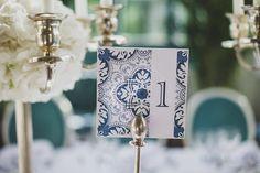 decoration wedding Lisbon Pestana Palace