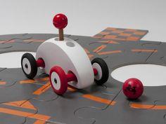 Finger Car: Homepage