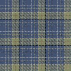 Quigley of Knockcroghery (Hunting). Designed by Michael J. Quigley, Arlington, VA. The Quigley of Knockcroghery (Hunting) tartan is intended to be used and enjoyed by all descendants of Danish O'Coigligh of Knockcroghery (born circa 1650), County Roscommon, Ireland. Although tartan is more often associated with Scotland, there are several examples of modern Irish tartans, and the designer hopes that this tartan will become a source of pride and honour in his family.