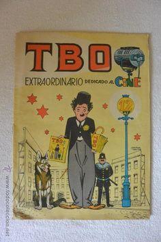 TBO EXTRAORDINARIO DEDICADO AL CINE / TEBEOS EN TODOCOLECCION