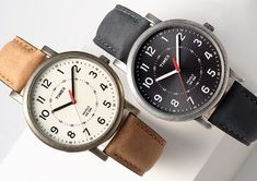"New Timex Duo ""Antiqued"" $70"