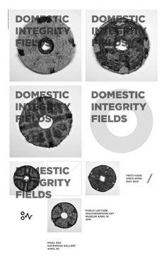 Domestic Integrity Fields - Erik Brandt / Typografika