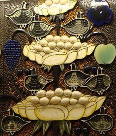 Birger Kaipiainen 1962 in Stockmann department house Finland Ceramic Clay, Porcelain Ceramics, Nordic Design, Scandinavian Design, Pottery Vase, Ceramic Pottery, Handmade Tiles, Clay Art, Finland