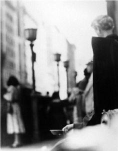 Saul Leiter. 14th Street 1950