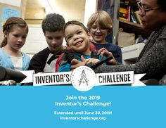 Inventor's Challenge 2019 - Starts May 2019 Bring Your Own Device, Amazing Inventions, Kids Around The World, 21st Century Skills, Coeur D'alene, Learning Styles, June 30, Creativity And Innovation, You Videos