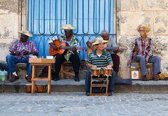 Cuba: Street Musicians
