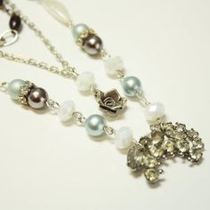 One of a Kind Vintage Jewelry and Hair Designs by KissMyFreckles