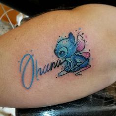 By Ochre Fox Tattoo , Ohana. disney beautyandthe , beautyandthe  disney Fox mnner Ochre Ohana Tattoo. Pixietubeuse · TATOUAGE DISNEY