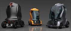 MYLE- Electric Vehicle Concept - Interesting Creative Designs | IcreativeD