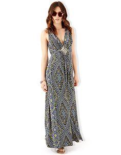 Pedra Jersey Maxi Dress