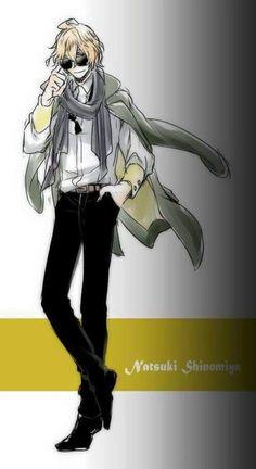 Shinomiya Natsuki