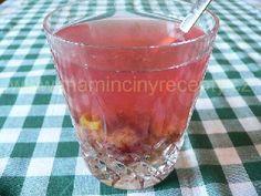 Pečený čaj Shot Glass, Food And Drink, Drinks, Tableware, Drinking, Beverages, Dinnerware, Tablewares, Drink