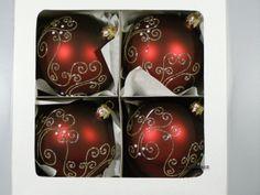 Vánoční ozdoba - koule - 13 011-8-594