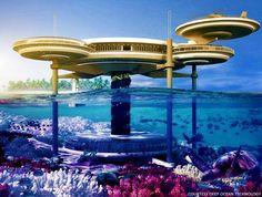 STIATI CA: In Maldive se va deschide primul hotel subacvatic din lume