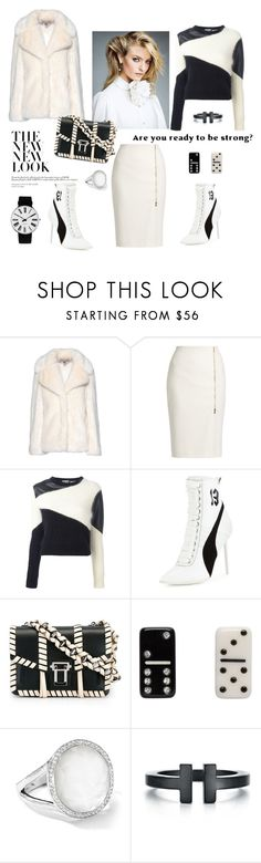 """""""Are you ready to be strong?"""" by zabead ❤ liked on Polyvore featuring STELLA McCARTNEY, MaxMara, FAUSTO PUGLISI, Puma, Proenza Schouler, BeBop, Marc Jacobs, Ippolita, Tiffany & Co. and Rosendahl"""