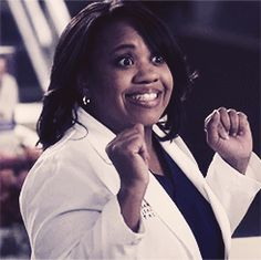 New trending GIF on Giphy. greys anatomy yay miranda bailey hooray yay me chandra wilson. Follow Me CooliPhone6Case on Twitter Facebook Google Instagram LinkedIn Blogger Tumblr Youtube