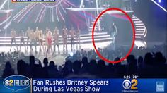 Man rushes the stage at a Brittney Spears Concert. : Worldwide Breaking News Friday, August Man rushes the st. Las Vegas Shows, Britney Spears, Concert, Brithney Spears, Recital, Concerts, Festivals