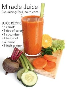 Patricia's 40-day Juice Fast | Juicing For Health