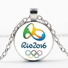 New 2016 Brazil Rio Olympic Games Mascot Pendant Necklace Souvenir Gift DD 374 | eBay