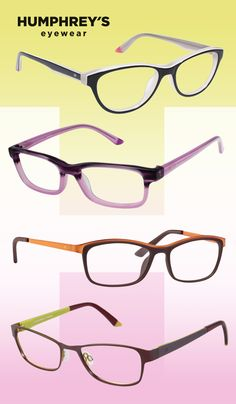 Get Fabulously Fresh in Humphrey's Eyewear