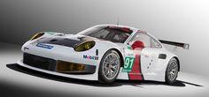 Nieuwe Porsche 911 RSR 2013 debuteert op Silverstone