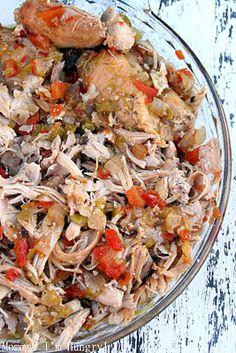MIH Recipe Blog: Crock-pot Chicken Tacos {Gluten Free}