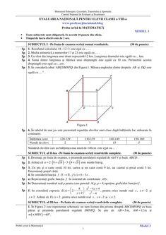 Model 3 EN VIII-1 Line Chart, Education, Blog, Model, Calculus, Scale Model, Blogging, Onderwijs