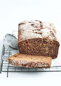 banana and peanut butter bread from donna hay
