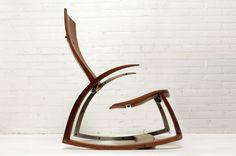 Rocking Chair #1 by Reed Hansuld Fine Furniture, http://www.reedfurnituredesign.com/