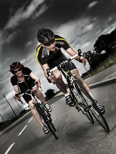 Road cycling by CliQQ Photography, via 500px