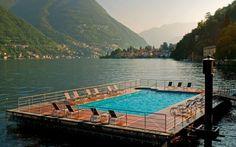 Babymoon sul lago di Como