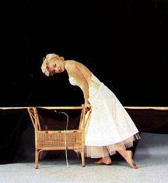 Marilyn Monroe. From the Ballerina Series by Milton Greene