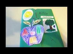 2014 4 Provider A is for apple, lap book - YouTube