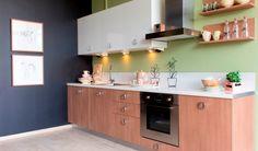 Area - Keuken - Modern   Neoset muren leuk