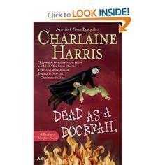 Dead as a Doornail (Sookie Stackhouse/True Blood, Book 5)