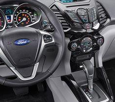 Novo Ecosport - Suvs e Crossovers - Ford Brasil