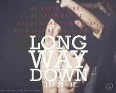 Long Way Down - I can't wait to read it finally!